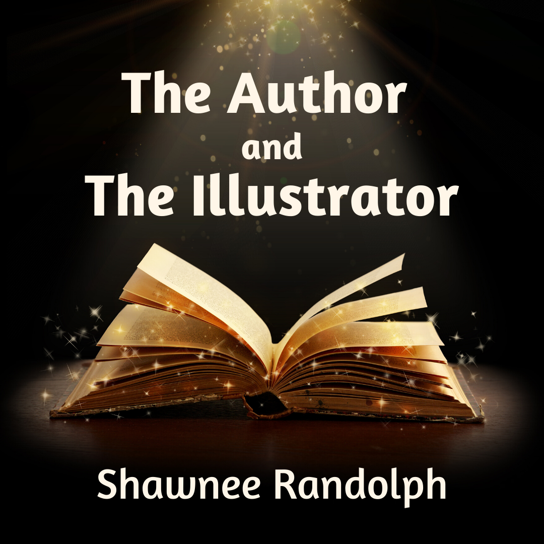 The Author and The Illustrator (2)
